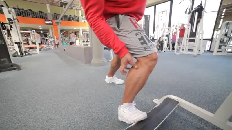 Как накачать икры ног девушке в домашних условиях быстро и нарастить голени мужчинам и женщинам: упражнения для прокачки икроножных мышц