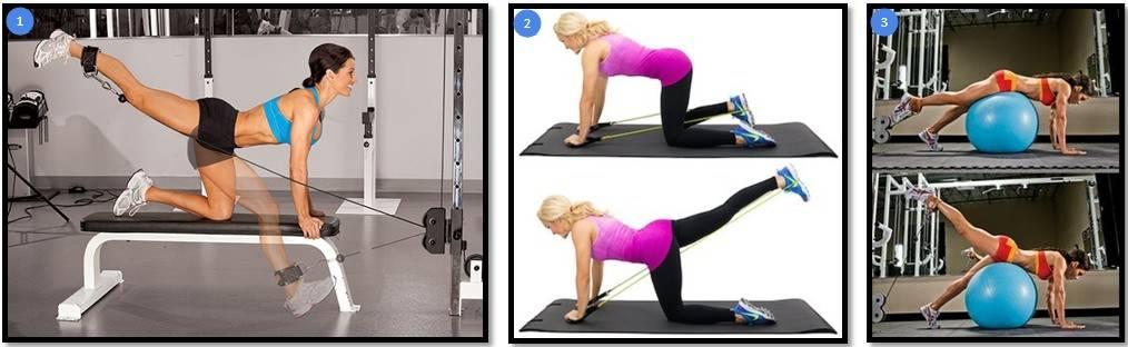 Отведение ноги в кроссовере: техника, плюсы и минусы, какие мышцы работают