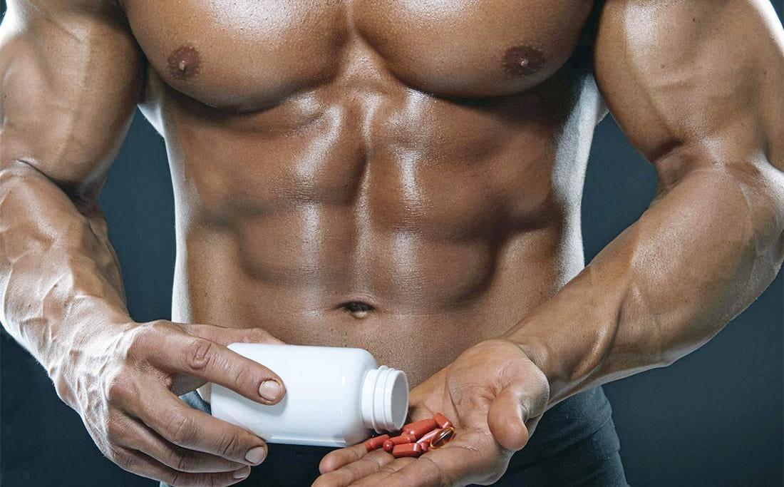 Одновременное увеличение мышечной массы и уменьшение жира