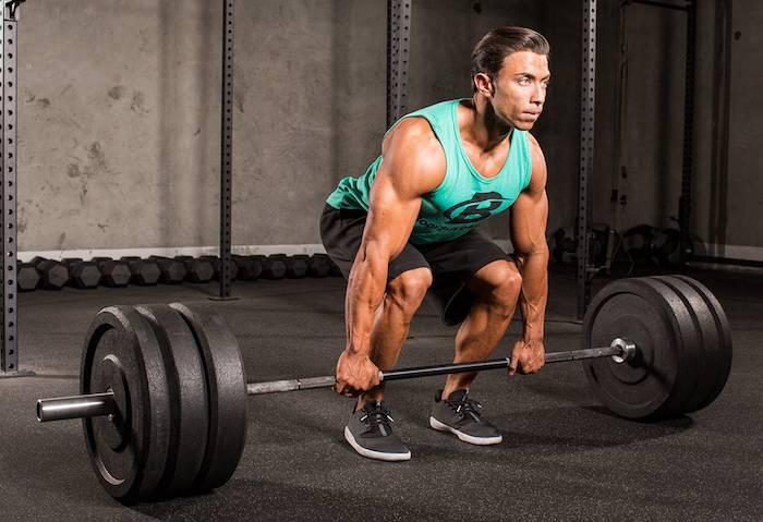 Становая тяга: какие группы мышц работают и задействованы