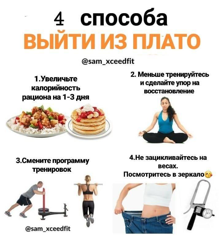 «Хочу худеть»: 13 причин, почему вес не уходит и стоит на месте