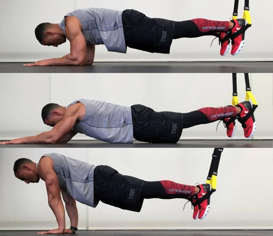 Trx тренировка: что дает, какие противопоказания, комплекс упражнений с петлями для похудения для девушек и мужчин