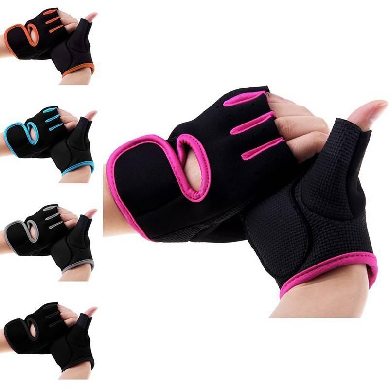 Перчатки для фитнеса: как выбрать?