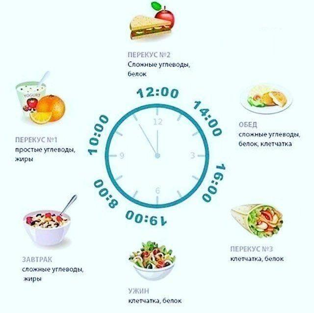 5 причин начать есть по часам. почему важно питаться по расписанию