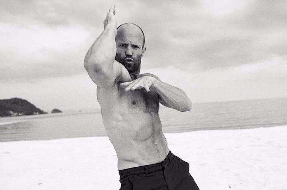 Джейсон стэтхэм тренировки и питание — спина стетхема