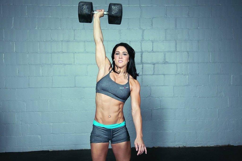 Комплекс упражнений кроссфит для женщин