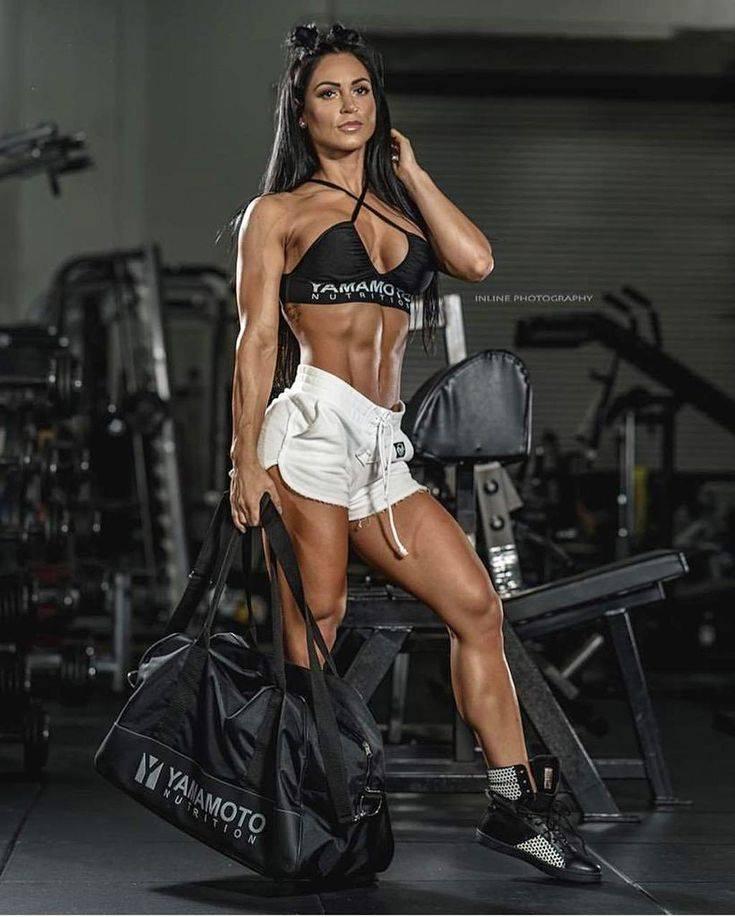 Анита Херберт: Мисс фитнес-бикини