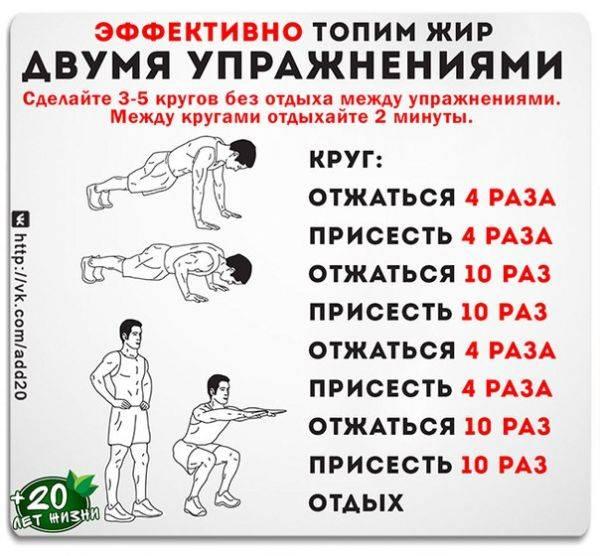 Сколько должна длиться тренировка для похудения