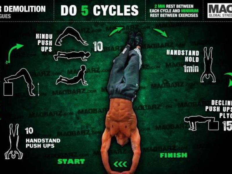 Программа тренировок воркаут (workout): упражнения и рекомендации для новичков