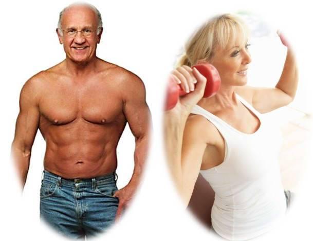 Мышцы и возраст. как тренироваться с возрастом? [часть 4. практика тренинга]