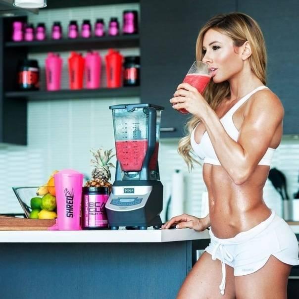 Спортивное питание для девушек: для чего оно нужно и как правильно выбрать — life-sup.ru