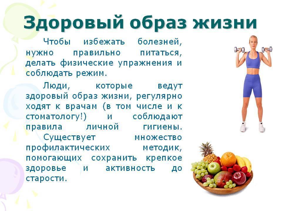 Правильное здоровое питание: полезные продукты, рацион
