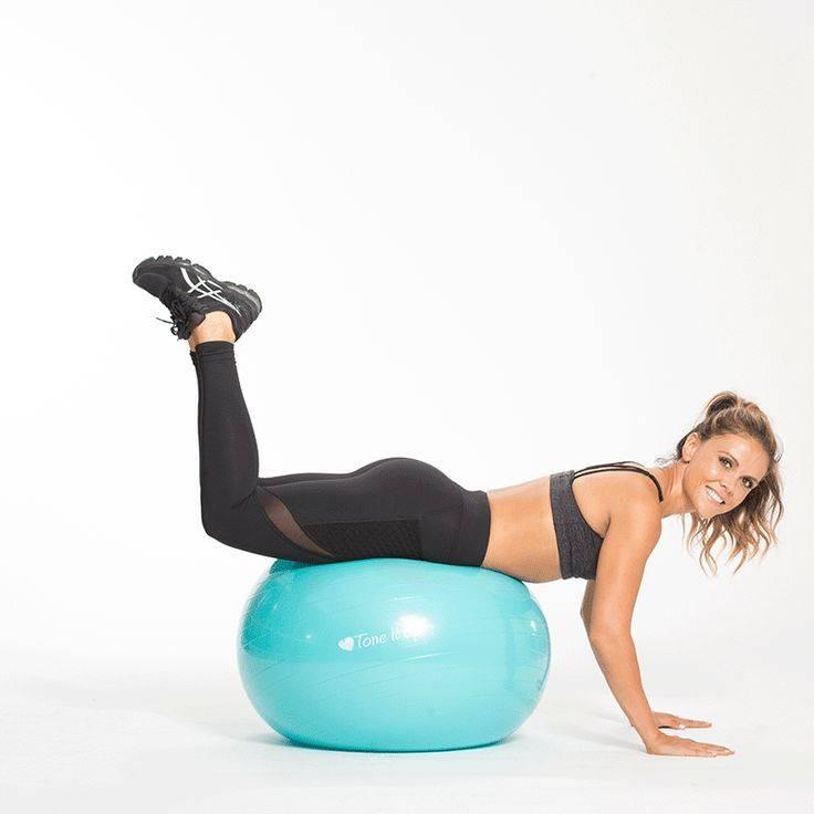 Упражнения на фитболе для похудения   компетентно о здоровье на ilive