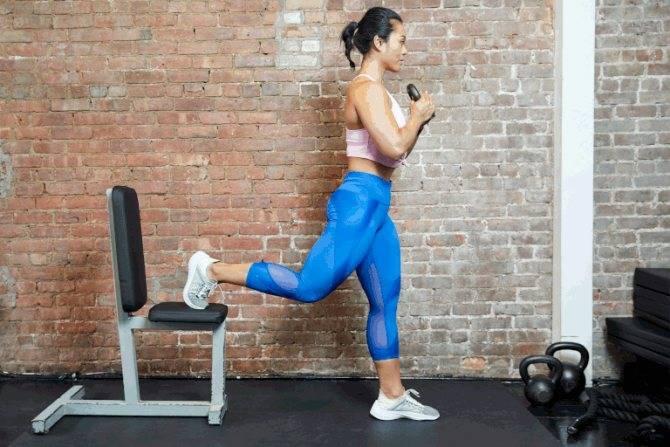 Похудение и коррекция фигуры: эффективные упражнения для ног и ягодиц