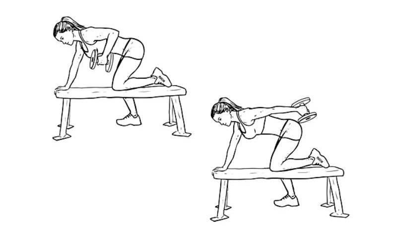 Сгибания ног лежа в тренажере. эффективная техника выполнения