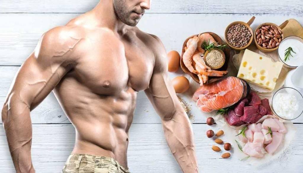 Как набрать сухую мышечную массу без жира? питание и тренировки!