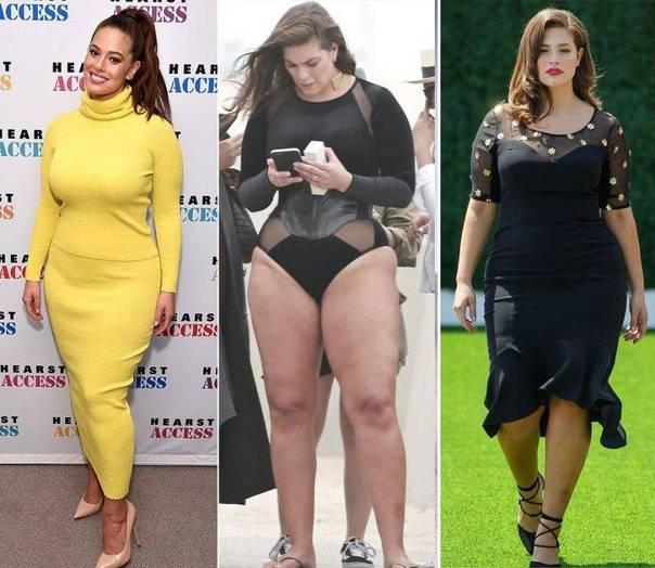 Параметры моделей плюс сайз: рост, вес и особенности фигуры