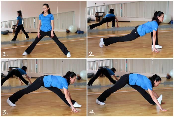 5 упражнений на гибкость