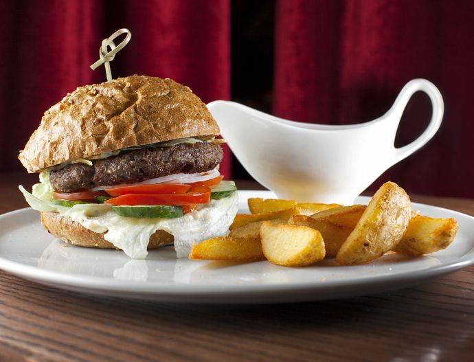Булочки для гамбургеров - рецепты вкусной домашней выпечки, как в знаменитом заведении фаст-фуда