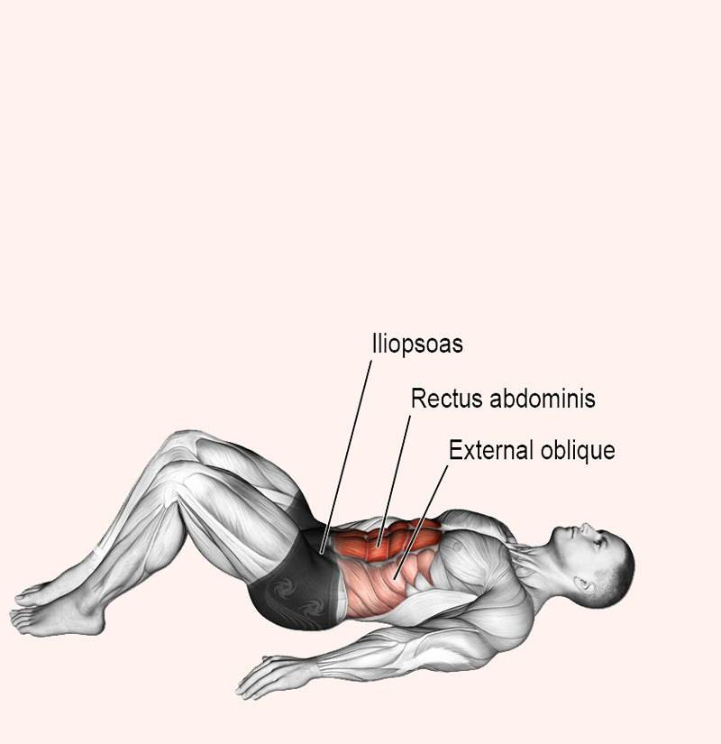 Растяжка пресса: как правильно растянуть мышцы живота