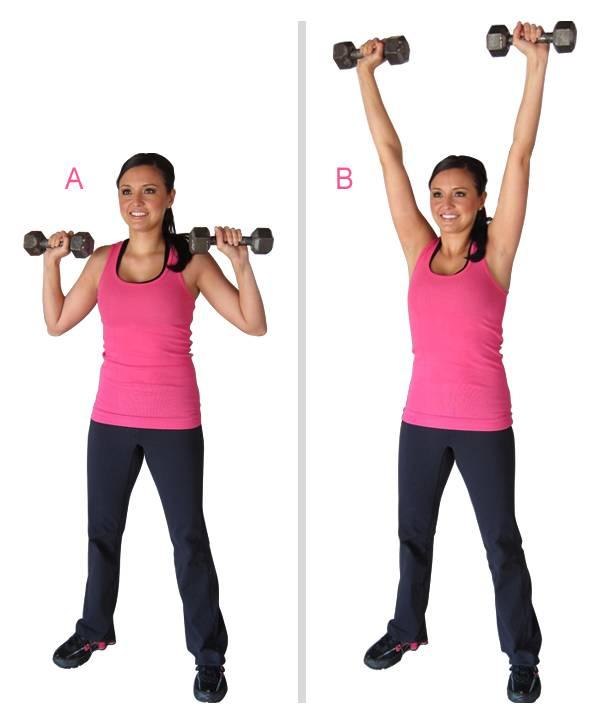 Упражнения с гантелями для похудения | компетентно о здоровье на ilive