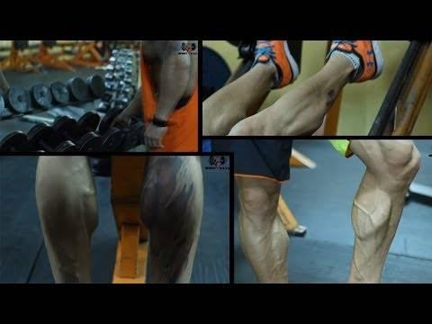 Упражнения: нюансы прокачки икр (икроножные мышцы)
