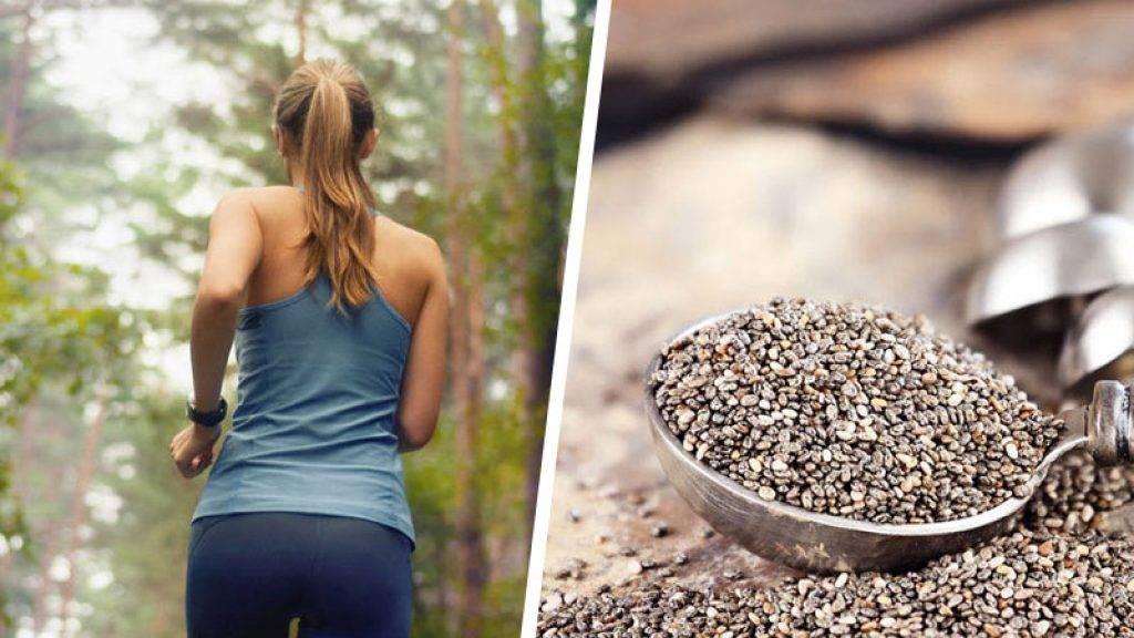Хотите похудеть вкусно? попробуйте семена чиа для похудения