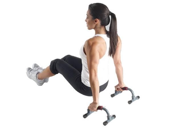 Поворотные упоры для отжиманий от пола - упражнения, цена, видео