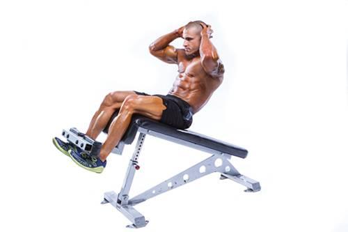 Римский стул тренажер: упражнения, пресс, подъемы, гиперэкстензия