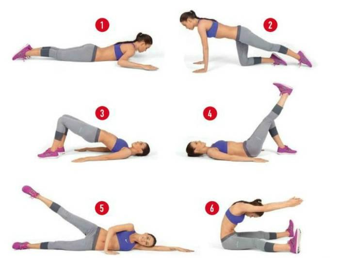 Убираем живот дома: эффективные упражнения для женщин и советы диетологов