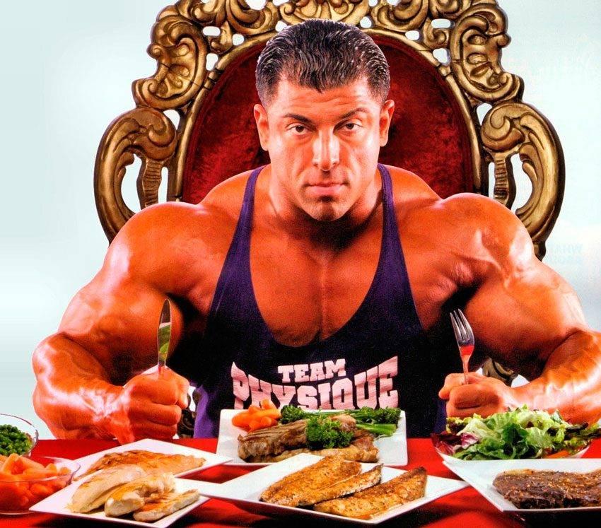 Питание после тренировки для набора массы, спортивное питание