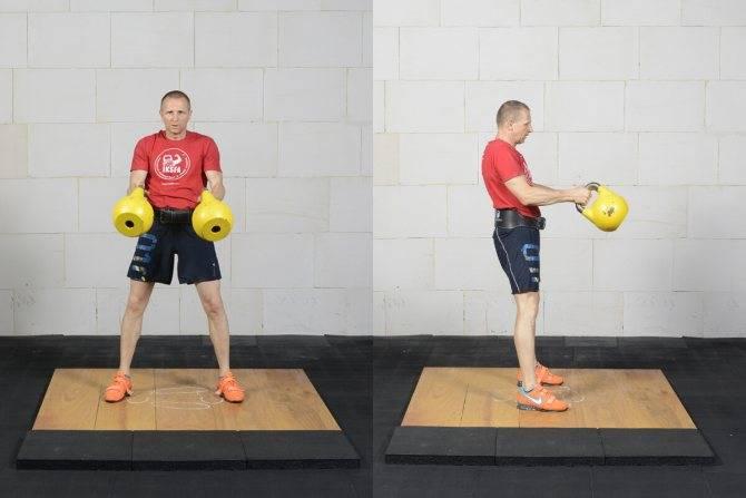 Как выполняется упражнение толчок гири? – sportfito — сайт о спорте и здоровом образе жизни