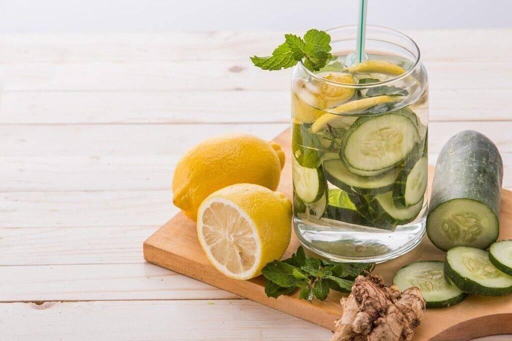 Вода с лимоном для похудения: рецепты приготовления и отзывы о средстве