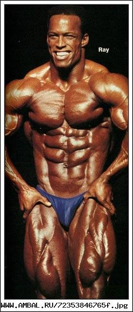 Shawn ray - greatest physiques