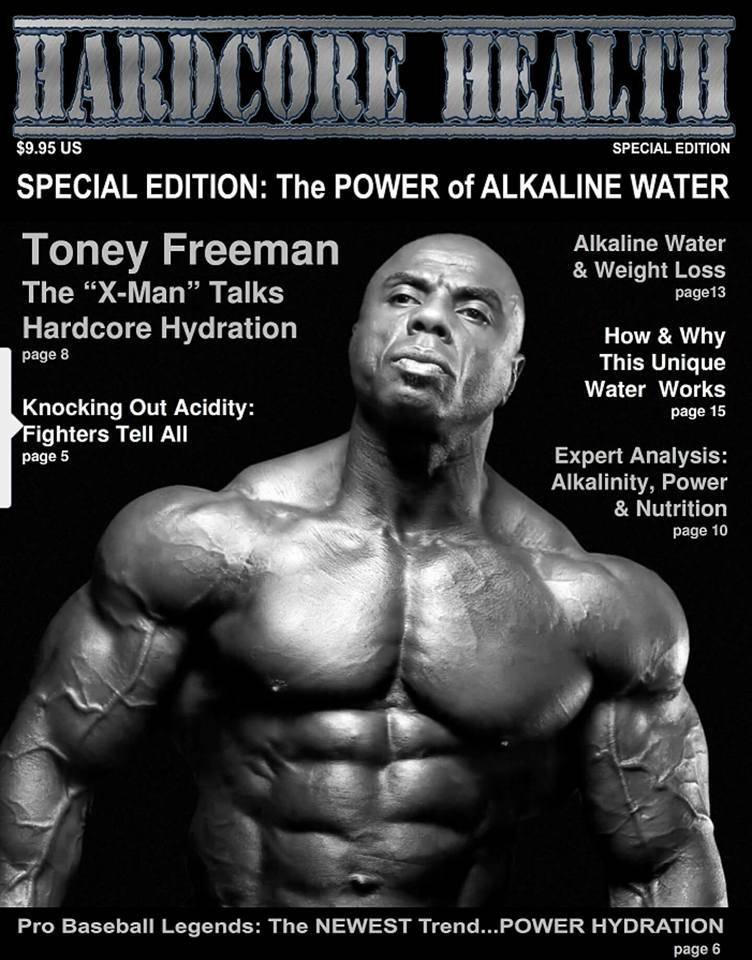 Тони фримен (toney freeman): биография, тренировки