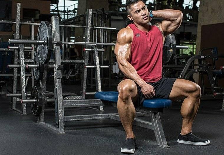 Тренировка мышц шеи с видео: упражнения, рекомендации как накачать и противопоказания