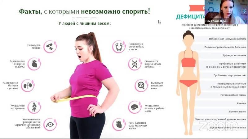 Борьба с лишним весом в пожилом возрасте: не так все просто - новости медицины