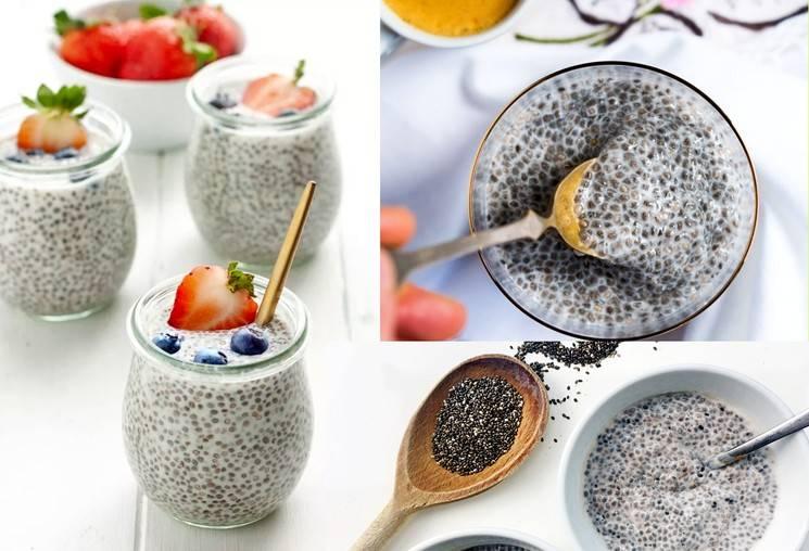 Помогают ли семена чиа похудеть и улучшить здоровье?