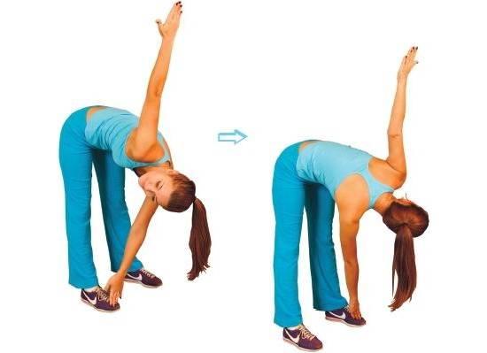 Упражнение мельница какие мышцы работают при