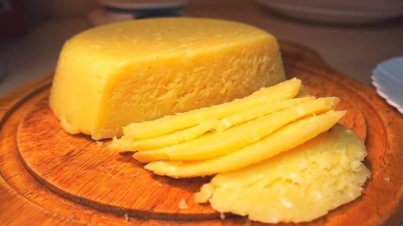 Как приготовить плавленный сыр дома