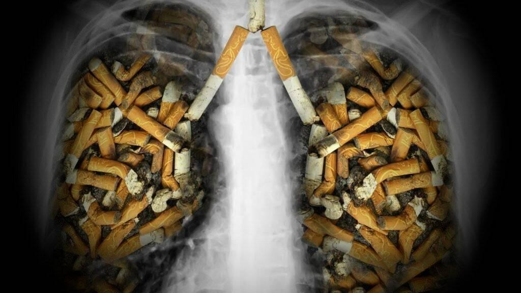 Совместимо ли курение и бодибилдинг?