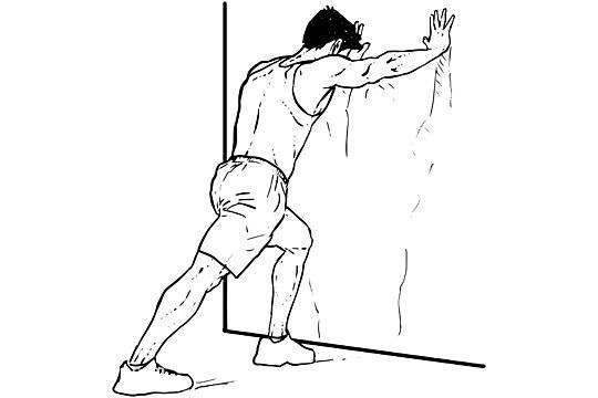 Упражнения для растяжки ног