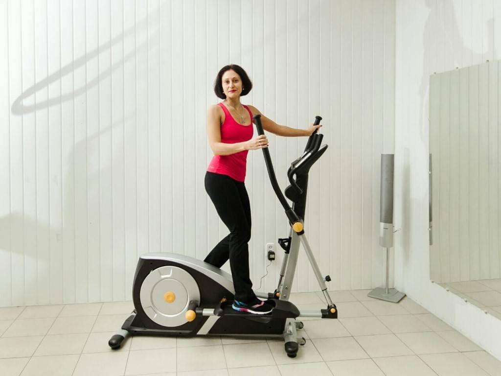 Тренировки на эллиптическом тренажере. как правильно начать заниматься