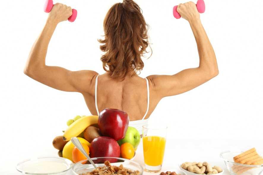 Питание для женщин до и после тренировки: как питаться, чтобы похудеть