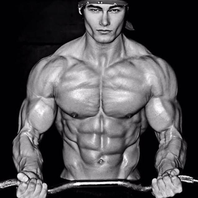 Джефф сейд (jeff seid) — икона эстетики. мировая звезда men's physique