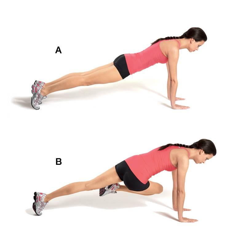 Как убрать жир со спины у женщин в домашних условиях. упражнения, видео тренировка