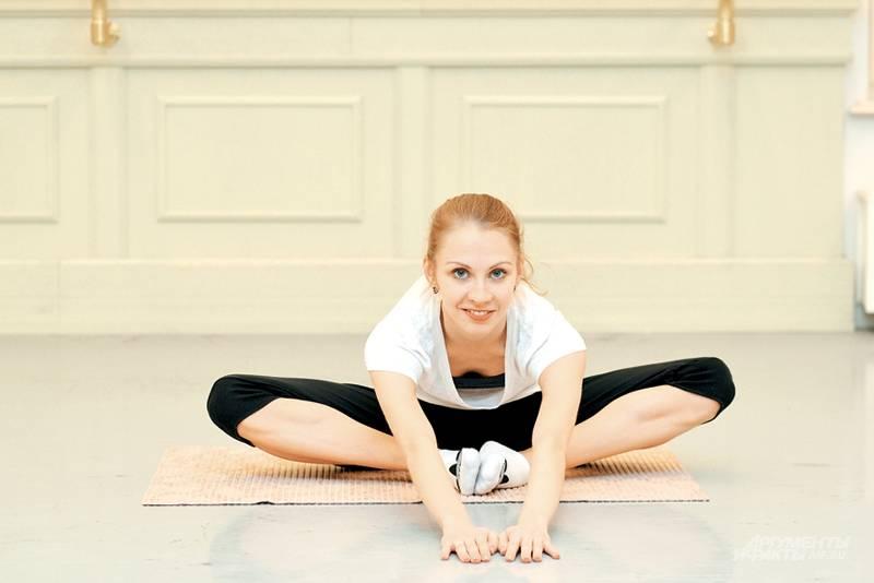 Как быстро сесть на шпагат в домашних условиях: топ упражнения