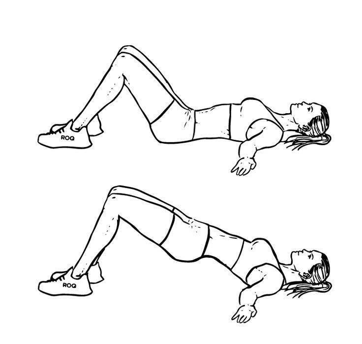 Тренировки при дисфункции мышц тазового дна | kinesiopro