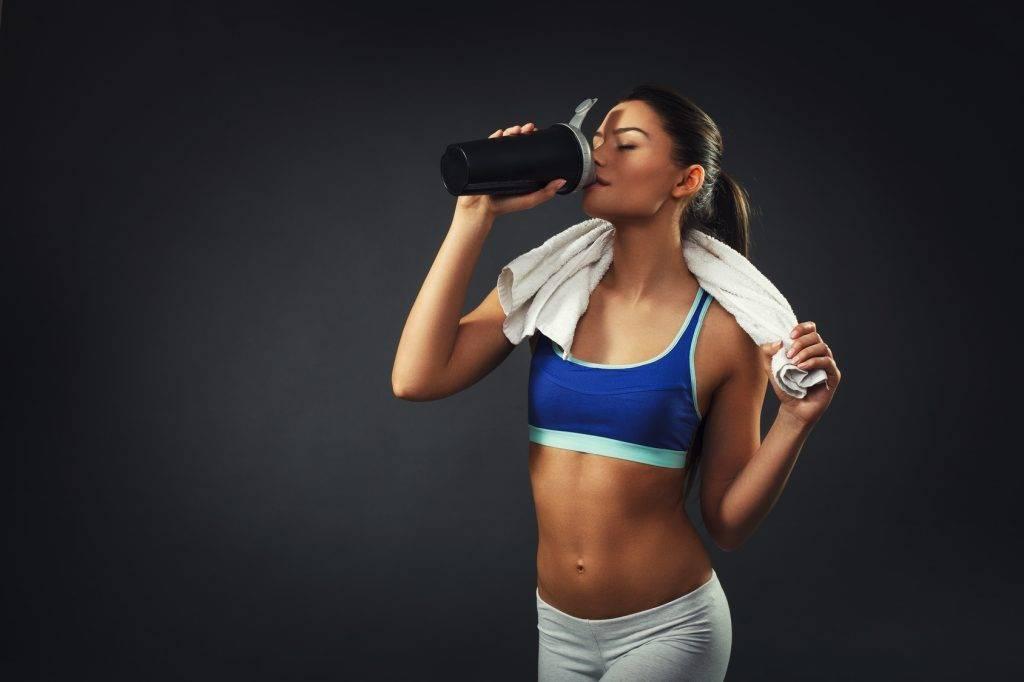 Cпортивное питание для женщин: что и как выбрать? часть 2