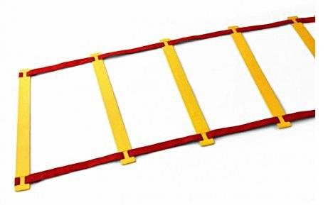 Координационная лестница своими руками, комплекс упражнений на ней
